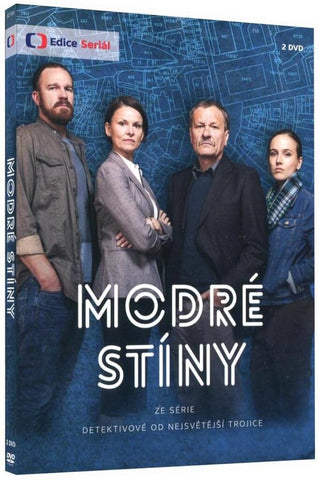 Blue Shadows/Modre stiny 2x DVD