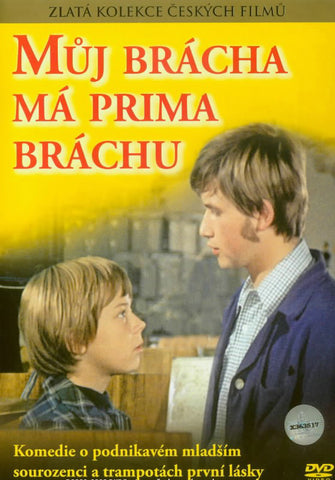 My Brother Has a Cute Brother/Muj bracha ma prima brachu - czechmovie