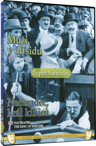 Men in Offside+Naceradec, King of Kibitzer/Muzi v offsidu+Neceradec, Kral kibicu - czechmovie