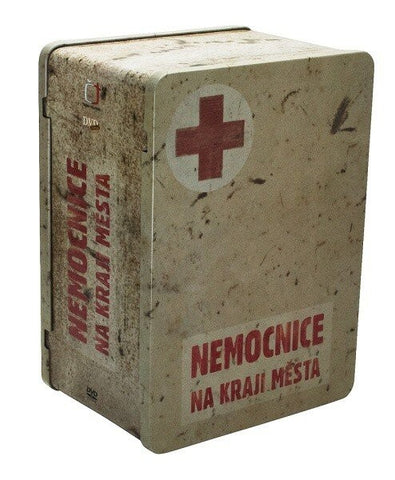 Hospital at the End of the City/Nemocnice na kraji mesta 7x DVD