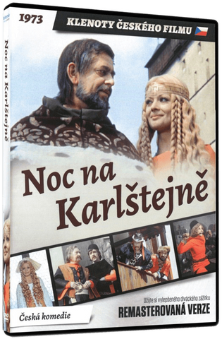 A Night at Karlstein/Noc na Karlstejne Remastered - czechmovie