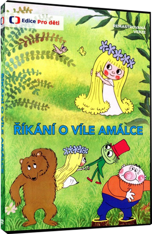Telling about Nymph Amalka/Rikani o vile Amalce - czechmovie