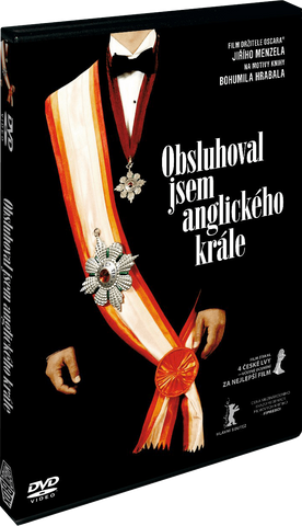 I Served the King of England/Obsluhoval jsem anglickeho krale - czechmovie