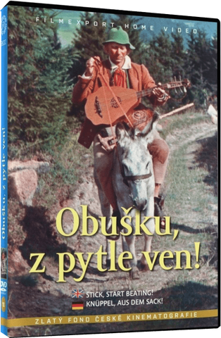 Stick, Stick, Start Beating!/Obusku, z pytle ven! - czechmovie