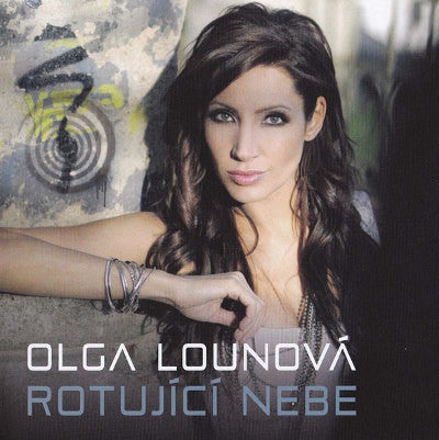 Olga Lounova : Rotujici nebe CD
