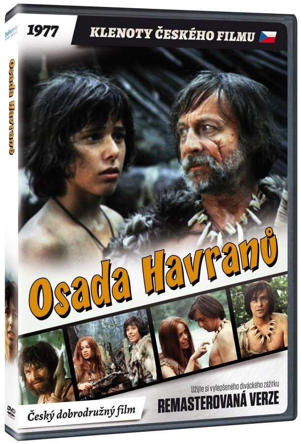 Settlement of Crows/Osada havranu Remastered DVD