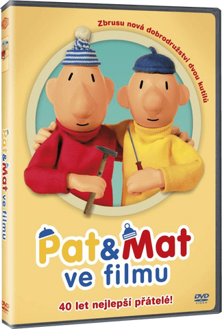 Pat and Mat in a Movie/Pat a Mat ve filmu - czechmovie