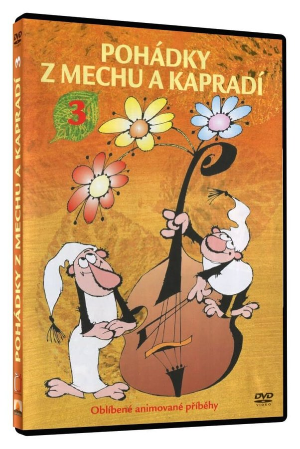 Fairy Tales from Moss and Fern 3./Pohadky z mechu a kapradi 3.