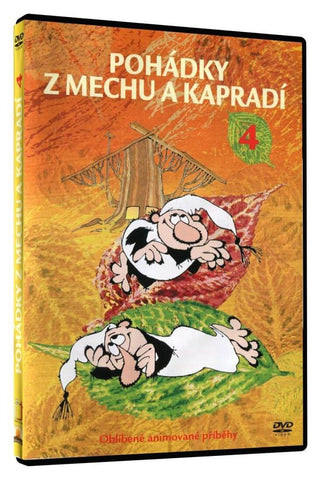 Fairy Tales from Moss and Fern 4./Pohadky z mechu a kapradi 4.