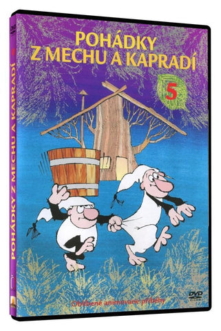 Fairy Tales from Moss and Fern 5./Pohadky z mechu a kapradi 5.