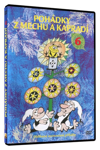 Fairy Tales from Moss and Fern 6./Pohadky z mechu a kapradi 6.