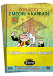 Fairy Tales from Moss and Fern 1.-6. DVD Collection/Pohadky z mechu a kapradi 1.-6. DVD Kolekce