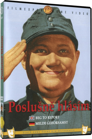 I Obediently Report/Poslusne hlasim - czechmovie
