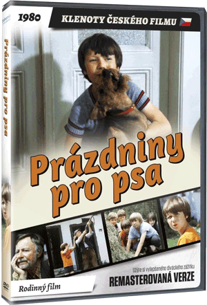 Holiday for a Dog/Prazdniny pro psa Remastered DVD