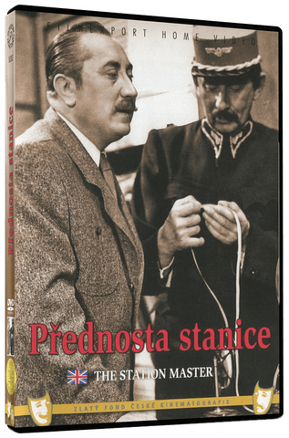 Station Master/Prednosta stanice - czechmovie