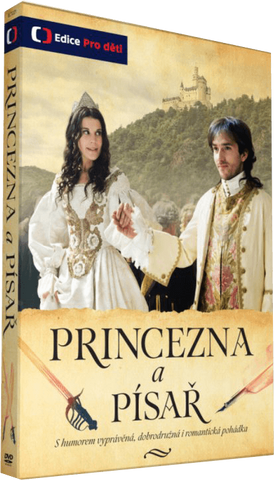 Princess and the Scribe/Princezna a pisar - czechmovie