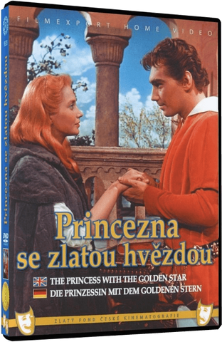The Princess with the Golden Star/Princezna se zlatou hvezdou - czechmovie