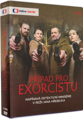 The Case of the Exorcist/Pripad pro exorcistu 3x DVD
