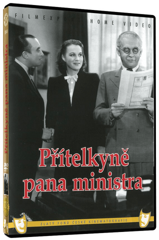 The Minister's Girlfriends/Pritelkyne pana ministra - czechmovie