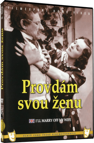 I'll Marry My Wife/Provdam svou zenu - czechmovie