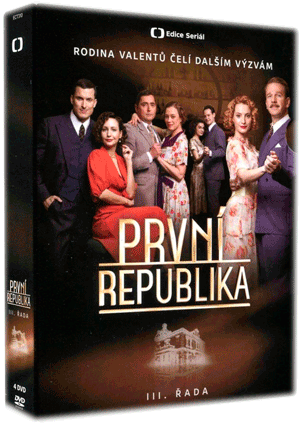 The First Republic III./Prvni republika III. 4x DVD