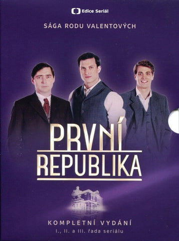 The First Republic I-III. collection/Prvni republika I-III. kolekce