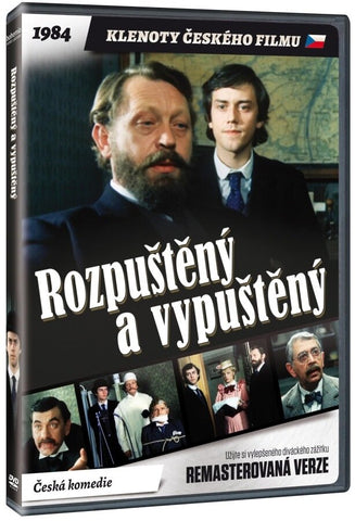 Dissolved and Effused/Rozpusteny a vypusteny