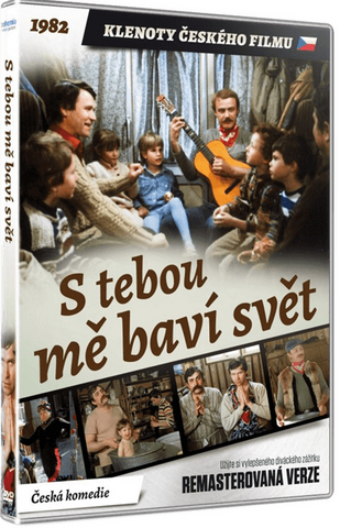 I Enjoy the World with You/S tebou me bavi svet Remastered - czechmovie