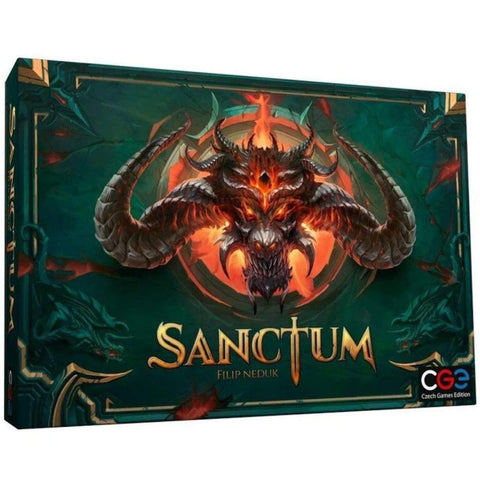 Sanctum board game | czechmovie.com