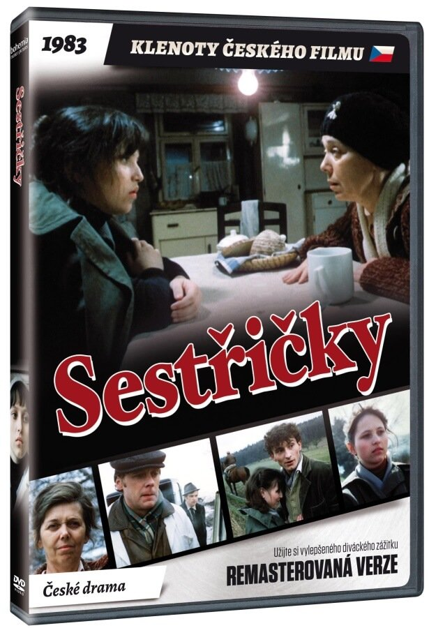 Nurses/Sestricky Remastered DVD