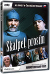 Scalpel, Please/Skalpel prosim Remastered DVD