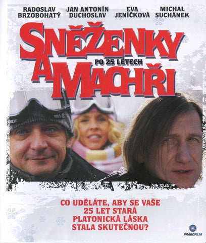 Snowdrops and Aces After 25 Years/Snezenky a Machri po 25 letech