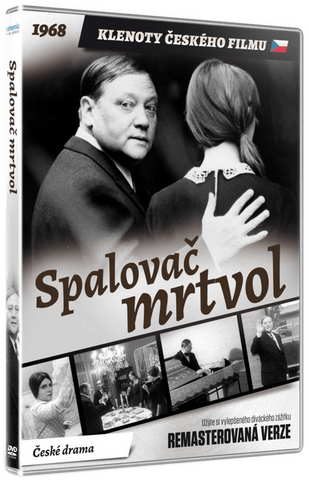 The Cremator/Spalovac mrtvol Remastered - czechmovie