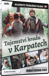 The Mysterious Castle in the Carpathians/Tajemstvi hradu v Karpatech Remastered - czechmovie