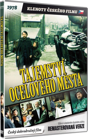 The Secret of Steel City/Tajemstvi Oceloveho mesta Remastered