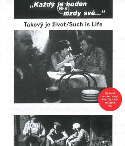 Such Is Life/Takovy je zivot Remastered - czechmovie