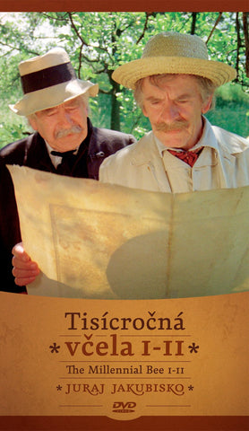 A thousand year old bee 1+2/Tisicrocna vcela 1+2 - czechmovie