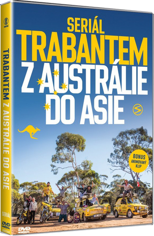 Trabant - From Australia to Asia/Trabantem z Australie do Asie