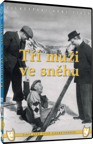 Three Men in the Snow/Tri muzi ve snehu - czechmovie
