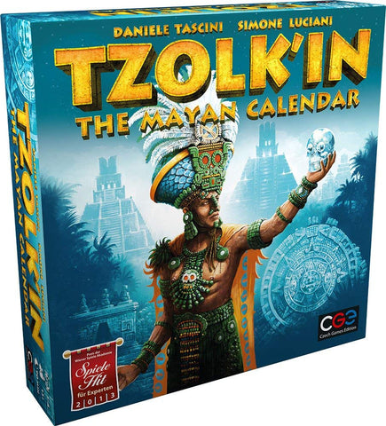 Tzolk'in/ Tzolkin: The Mayan Calendar / base game