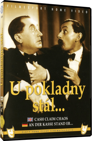 He Stood at the Till/U pokladny stal - czechmovie