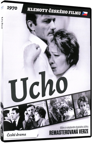 The Ear/Ucho Remastered - czechmovie
