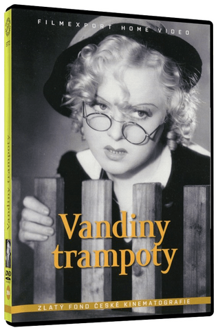 Vandiny trampoty - czechmovie