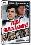 The Great Movie Robbery/Velka filmova loupez Remastered DVD