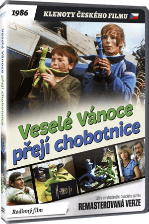Merry Christmas Octopus/Vesele vanoce preji chobotnice Remastered DVD