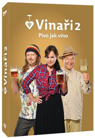 Vinari 2. series 6x DVD