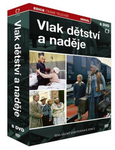 The Train of Childhood and Expectation/Vlak detstvi a nadeje 6x DVD