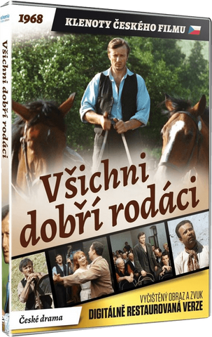 All Good Citizens/Vsichni dobri rodaci Remastered - czechmovie