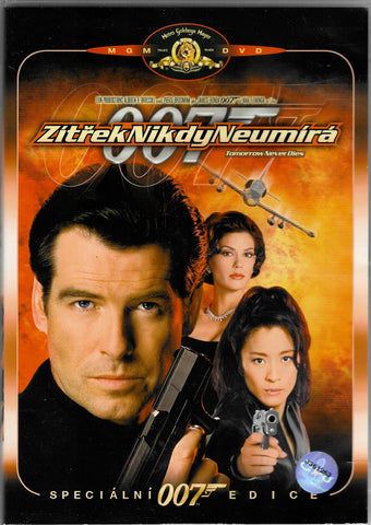 Zitrek nikdy neumira DVD / Tomorrow Never Dies