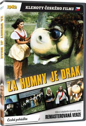 Za humny je drak Remastered